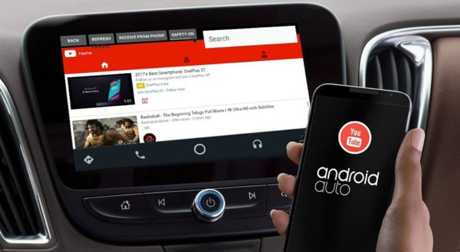 YouTubeAuto - Videos als Android Auto App