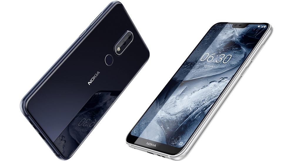 Notch und Dual Kameras für rund $200: Nokia stellt das X6 vor