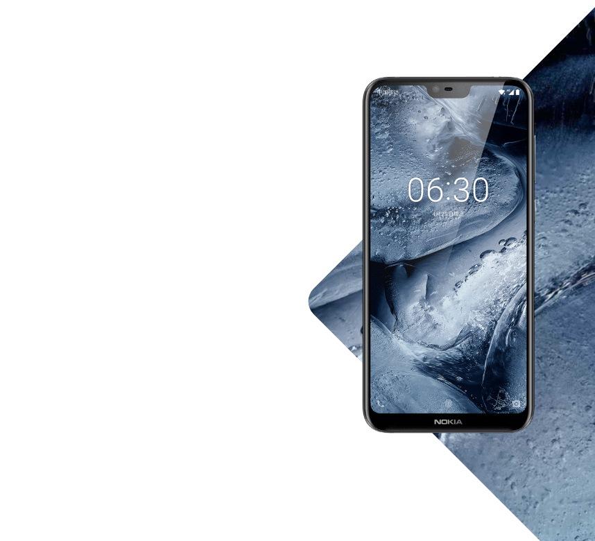 Nokia X6 wird als Nokia 6.1 Plus weltweit in den Verkauf gehen