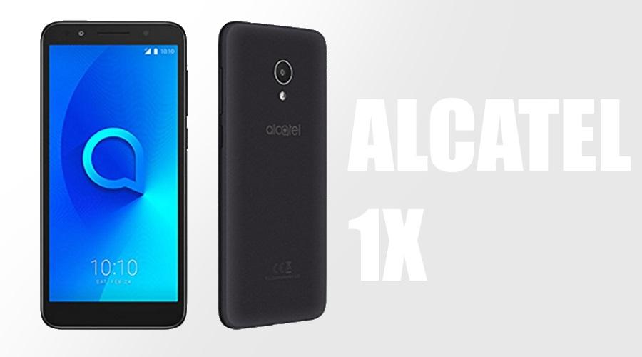 Alcatel 1X: Android Oreo (Go Edition) für rund 100€