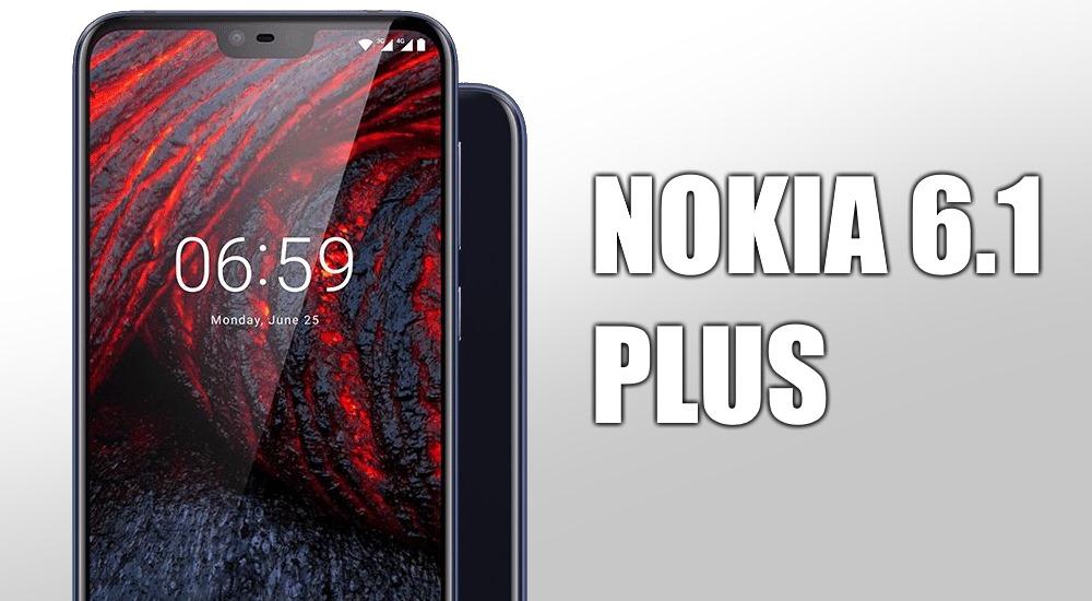 Nokia 6.1 Plus ist jetzt offiziell