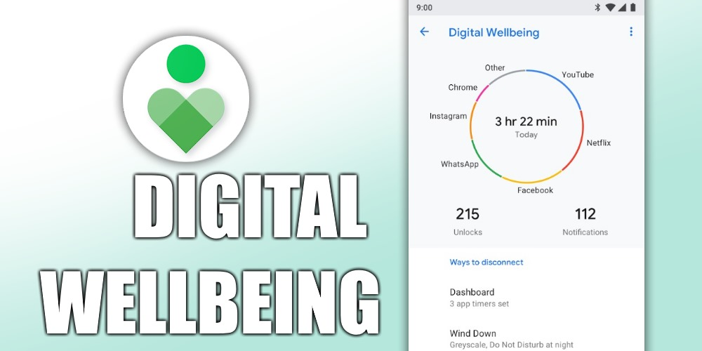 [Download] Digital Wellbeing kommt in den Play Store