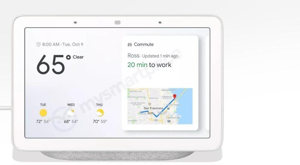 Home Hub: so sieht Google eigenes Smart Display aus