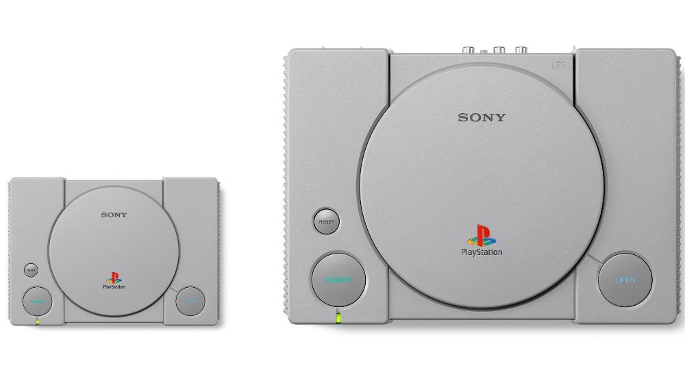 Sony macht einen auf Nintendo: PlayStation Classic kommt im Dezember mit 20 Spielen