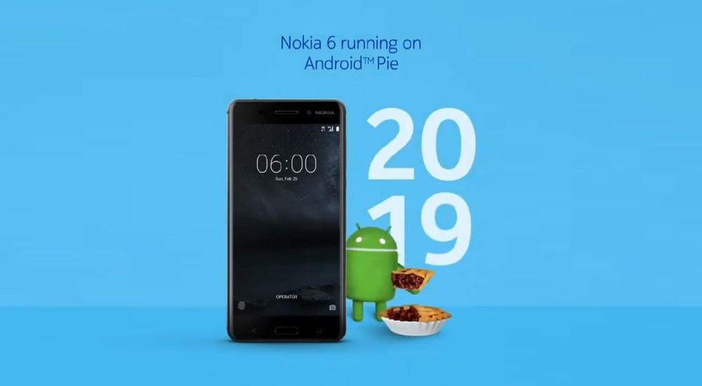 Zwei weitere Nokia-Smartphones erhalten Android Pie