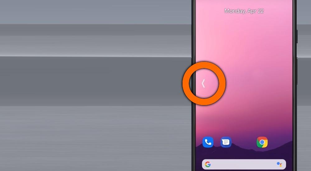 """Android Q: noch eine Alternative für die """"Zurück""""-Taste"""