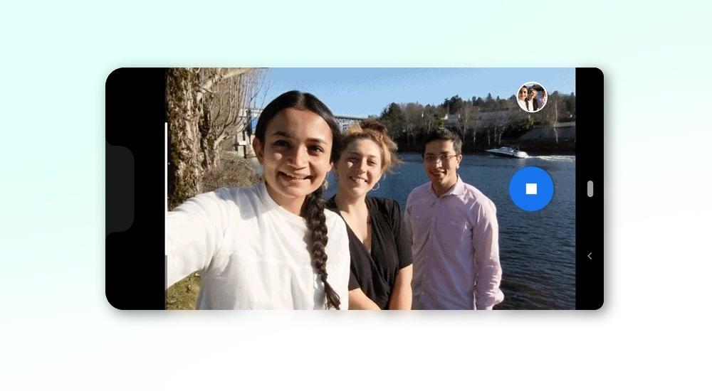 Photobooth aktualisiert: verbesserte Bilder und Selfie mit Küsschen