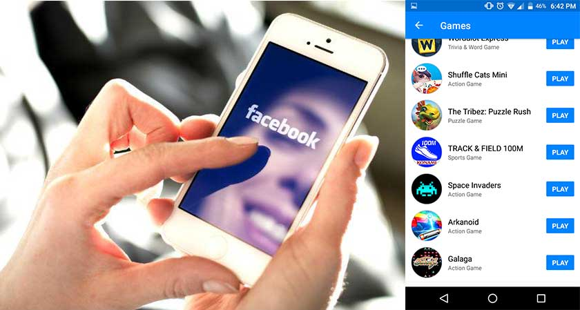 - siliconreview Facebook messenger to roll out Instant Games to all its users - What will the next generation of app stores look like?