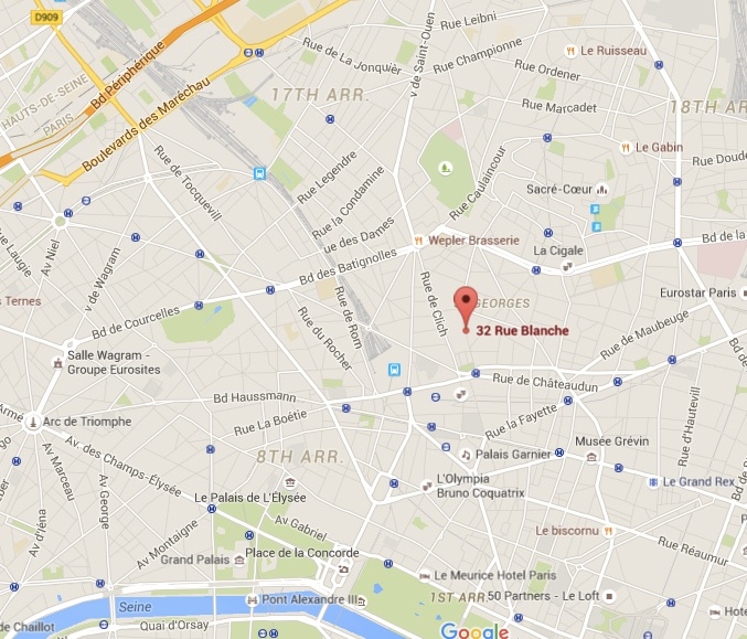 google map criteo