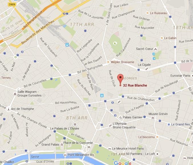 google map criteo