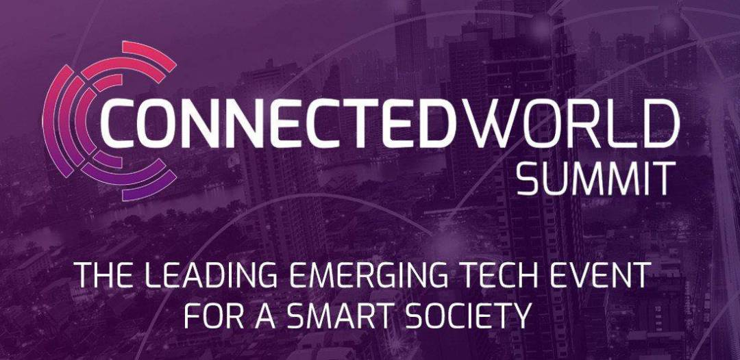 Connected World, September 25 - 26th, London