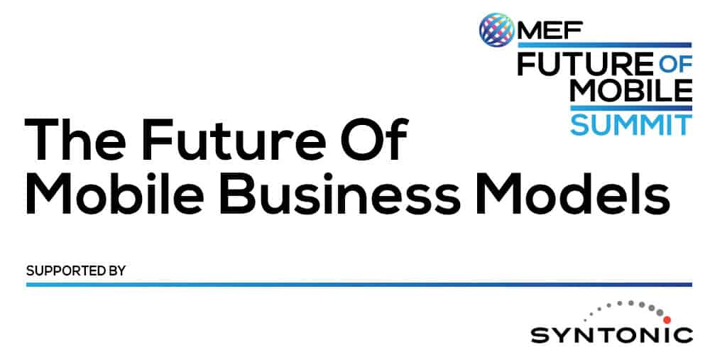 The Future of Mobile Business Models - February 25th - 16.45
