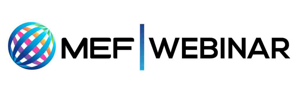 MEF Webinar: The role of machine learning in enterprise communications, 30th May, Online