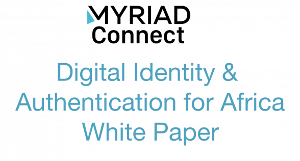 Myriad Connect - Digital Identity & Authentication for Africa