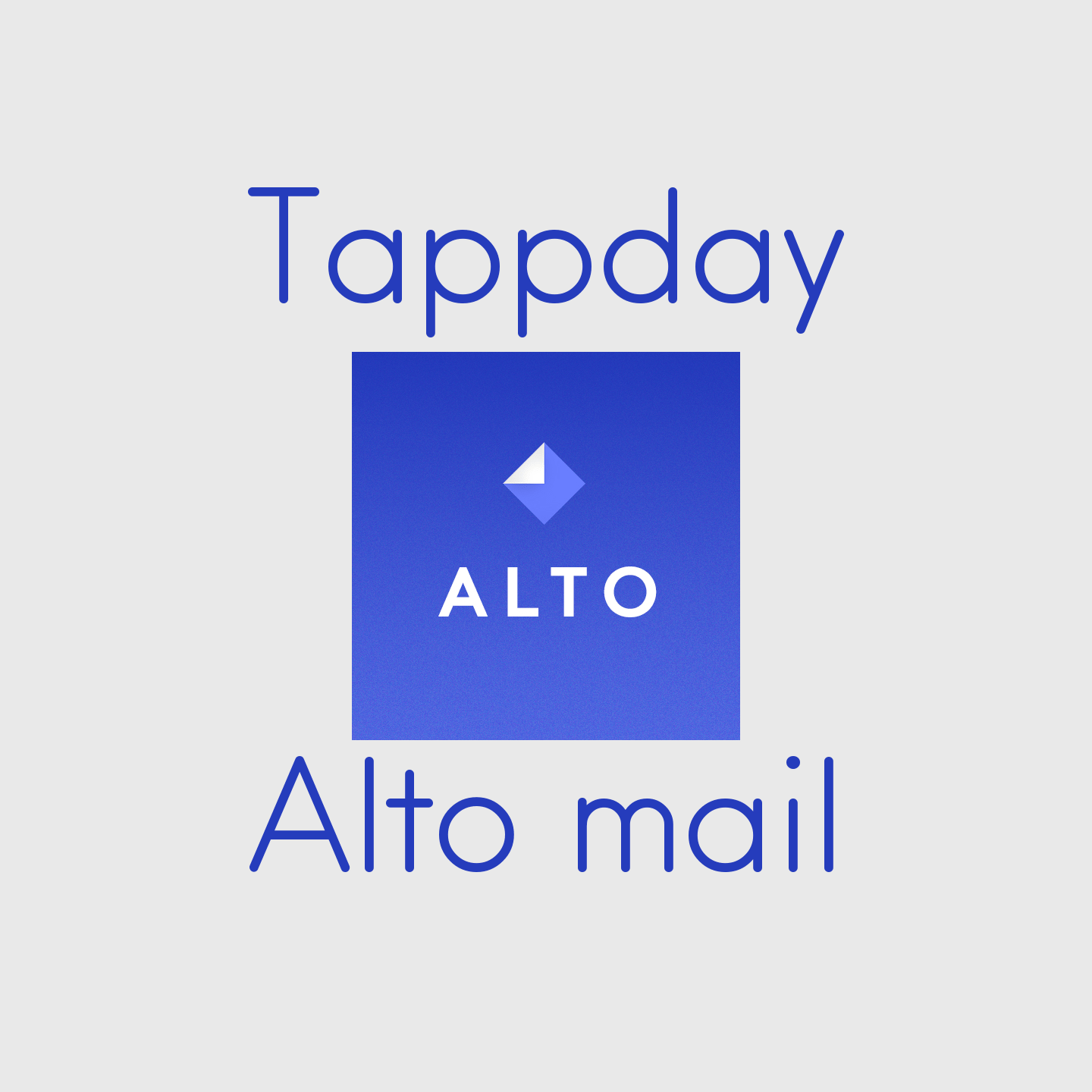 tappday alto email