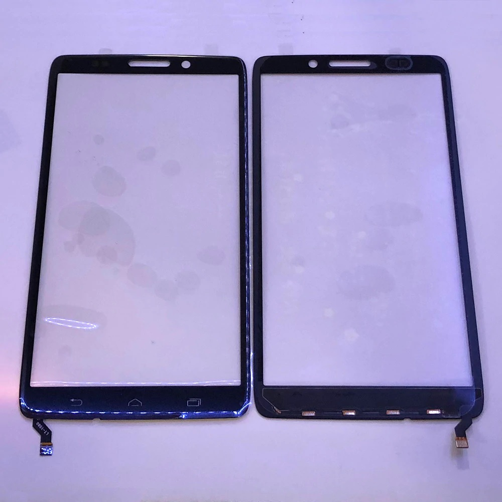 High Quality Touch Screen Glass for Motorola moto Droid Ultra XT1080 Maxx Black