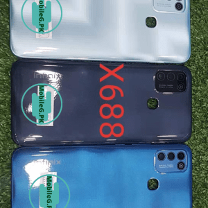 Infinix Hot 10 Play X688 Back Patti Back Only Buy In Pakistan