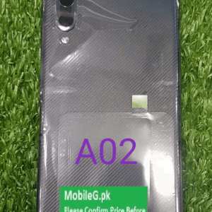 Samsung A02 Complete Housing Back Case & Middle Frame Buy In Pakistan