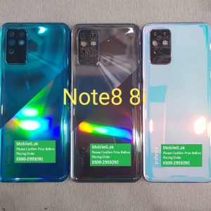 Infinix Note 8 Complete Housing-Casing With Middle Frame Buy In Pakistan