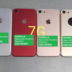 Iphone 7G Complete Housing-Casing With Middle Frame Buy In Pakistan