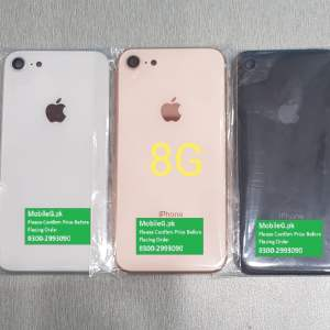 Iphone 8G Complete Housing-Casing With Middle Frame Buy In Pakistan