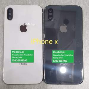 Iphone X Complete Housing-Casing With Middle Frame Buy In Pakistan