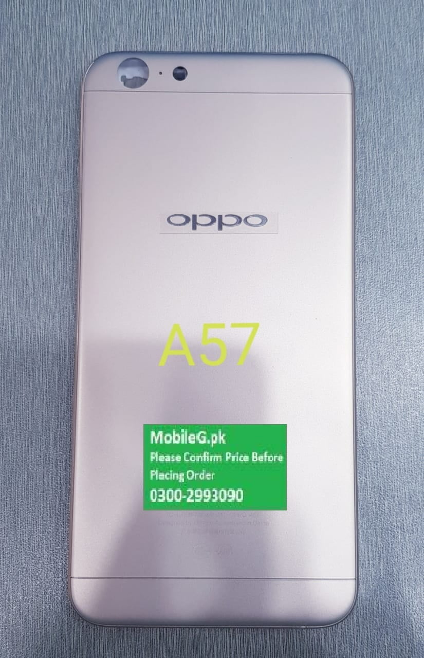 Oppo A51 Complete Housing-Casing With Middle Frame Buy In Pakistan