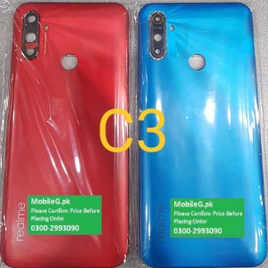 Realme C3 Complete Housing-Casing With Middle Frame Buy In Pakistan