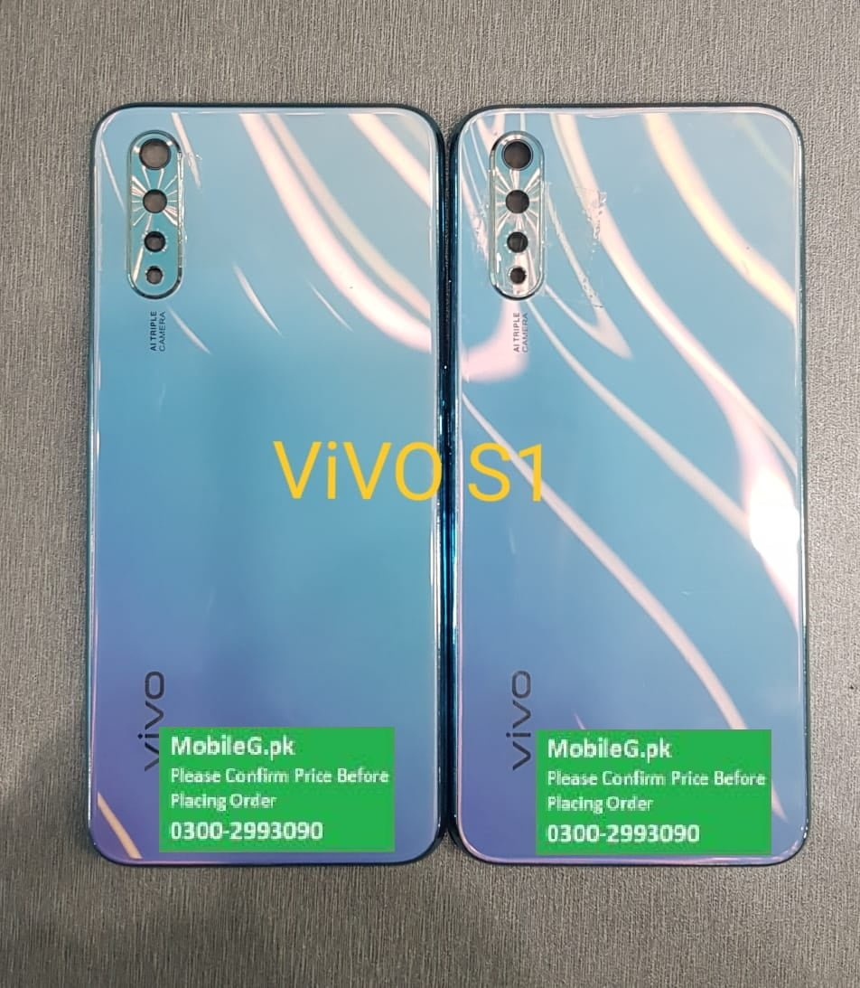 Vivo S1 Complete Housing-Casing With Middle Frame Buy In Pakistan
