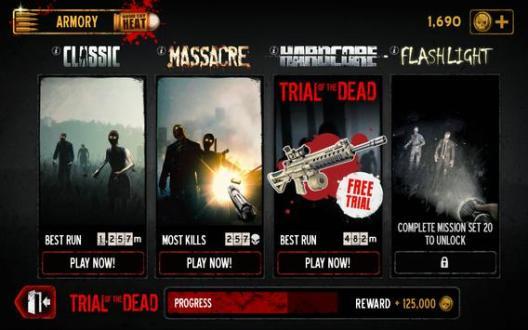 لعبة Into the Dead 2