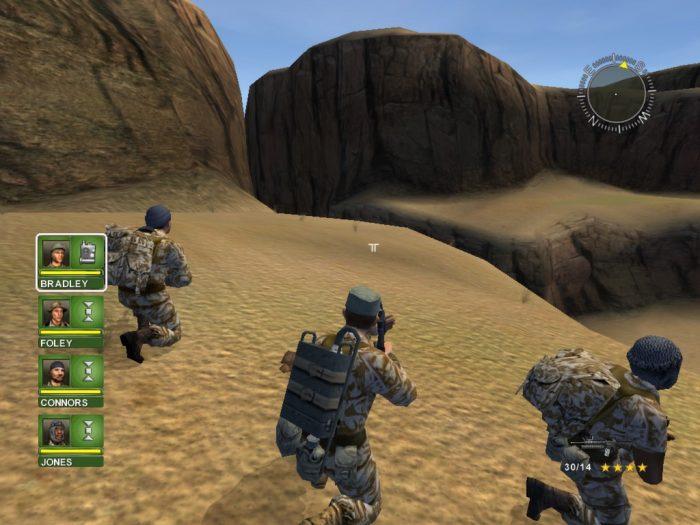 لعبة عاصفة الصحراء