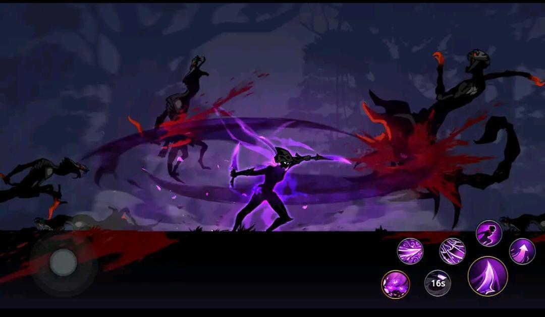 تحميل لعبة Shadow Knight Premium للاندرويد