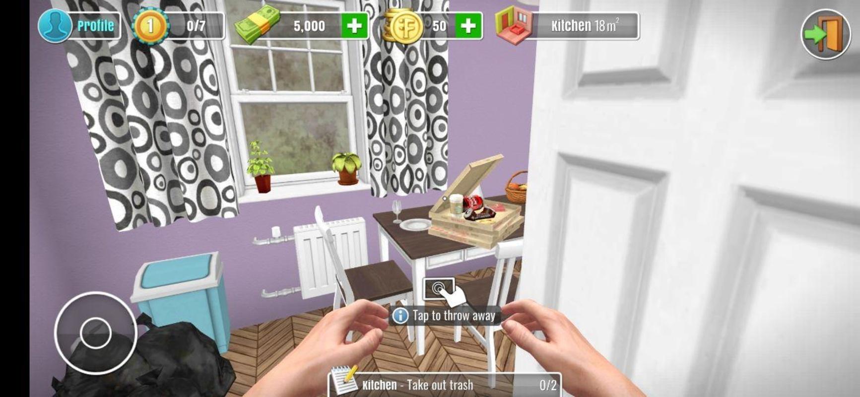 لعبة house flipper