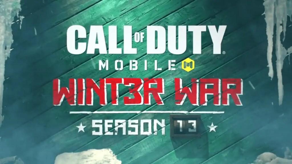 Call of Duty Mobile Season 13