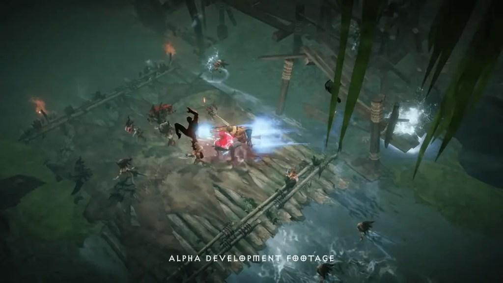 Diablo Immortal Alpha Version