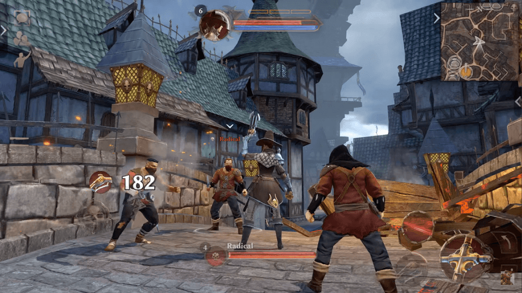 Warhammer Odyssey Screenshot