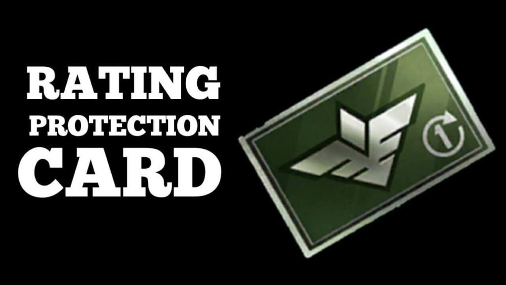 PUBG Mobile Rank Protection