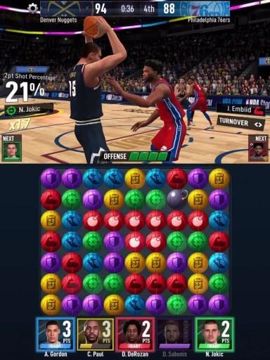 NBA Ball Stars Gameplay image