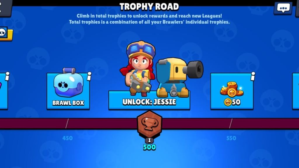 Trophy Road to get Star Points