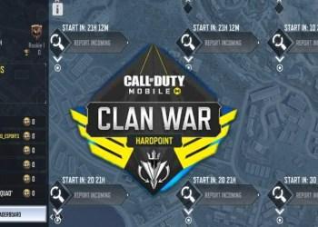 Clan Wars CODM