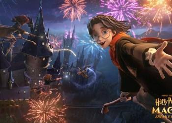 Harry Potter Magic Awakened Release