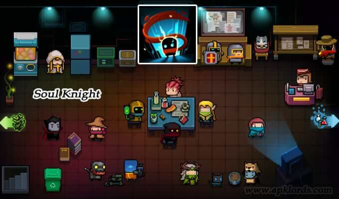 Soul Knight gameplay image
