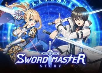 Sword master story poster