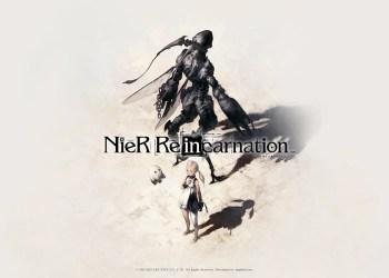 nier reincarnation poster