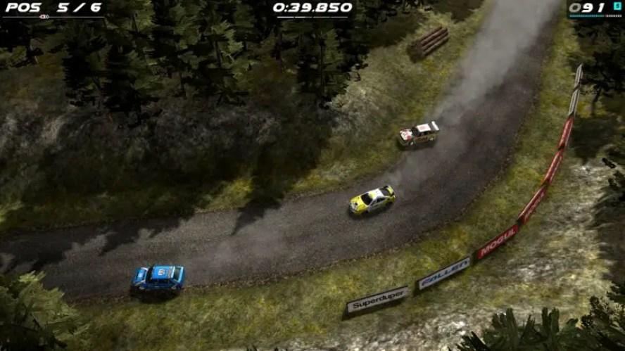 rush rally origins game play