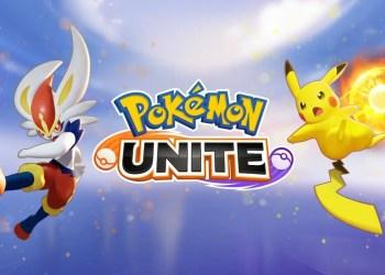 Pokemon Unite ss