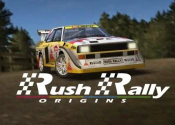 Rush Rally Origins ss