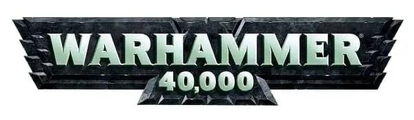 Warhammer 400000 Logo