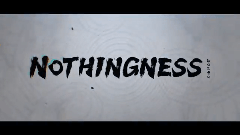 Nothingness statement in Baal's Teaser