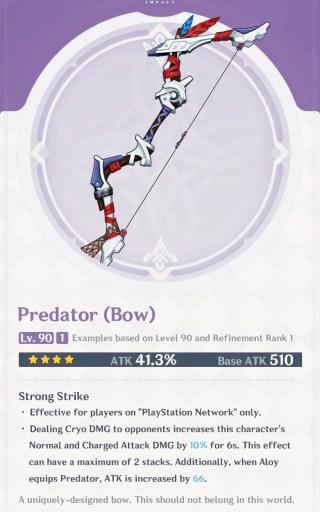 predator-bow-genshin-impact